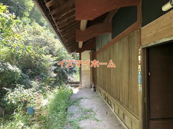 古民家-賃貸募集 in 有田川町