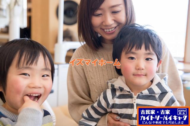 「仲介手数料無料で家が売れたから助かりました」|和歌山市 相談無料 LINEスマホで問合せ
